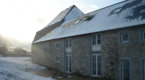 facade rénovée en pierre2