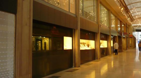 Bijouterie architecte colin& vitrine